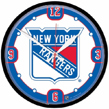 New York Rangers Wall Clock