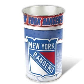 New York Rangers Waste Paper Basket