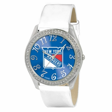 New York Rangers Women's Glitz Watch