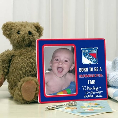 New York Rangers Youth Picture Frame