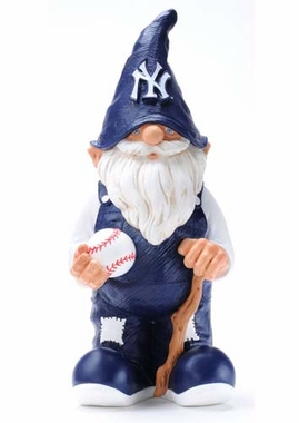 New York Yankees 11 Inch Garden Gnome