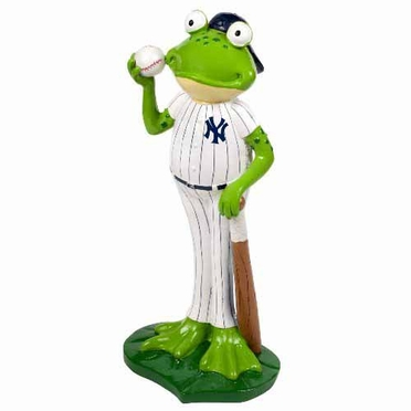 New York Yankees 12 Inch Frog Player Figurine