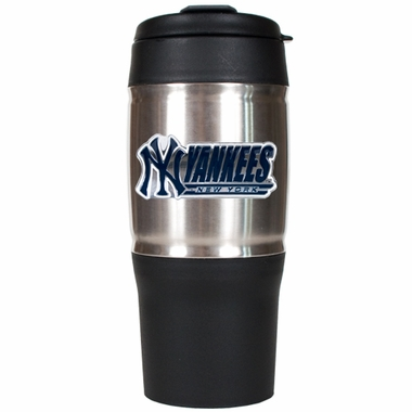 New York Yankees 18oz Oversized Travel Tumbler