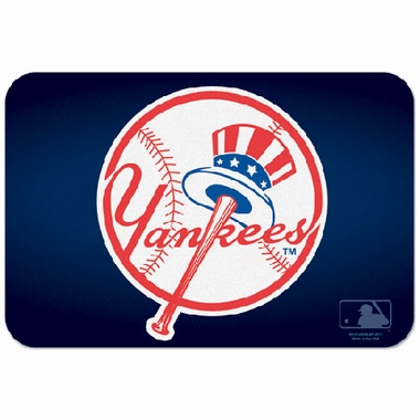 New York Yankees 20 x 30 Mat (Tophat)