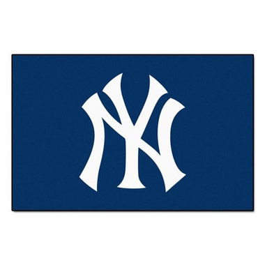 New York Yankees 20 x 30 Rug