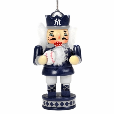 New York Yankees 2012 Nutcracker Ornament