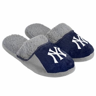 New York Yankees 2012 Sherpa Slide Slippers