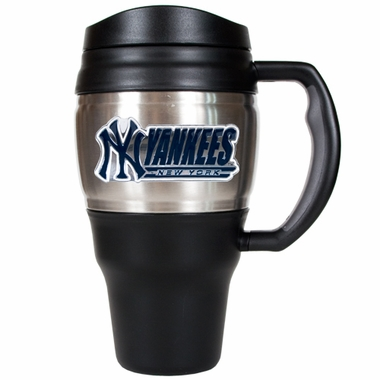 New York Yankees 20oz Oversized Travel Mug