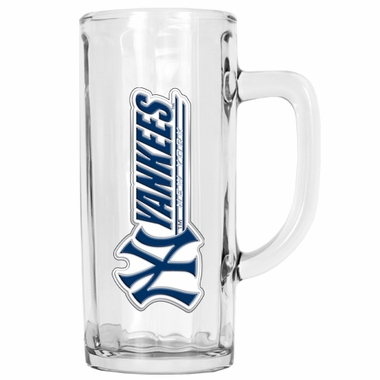 New York Yankees 22 oz Optic Tankard