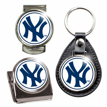 New York Yankees 3 Piece Gift Set