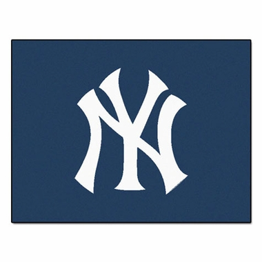 New York Yankees 34 x 45 Rug