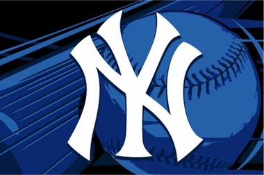 New York Yankees 40 x 60 Rug