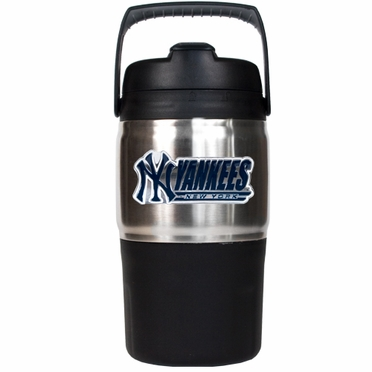 New York Yankees 48oz Travel Jug
