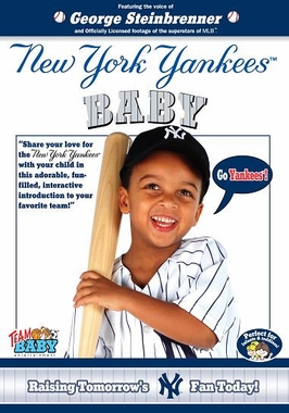 New York Yankees Baby DVD