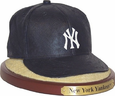 New York Yankees Ball Cap Figurine