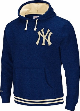 New York Yankees Bat Around Hooded Premium Sweatshirt