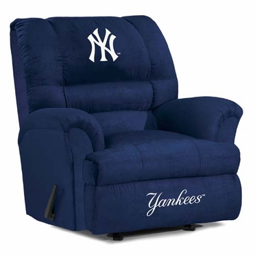 New York Yankees Big Daddy Recliner