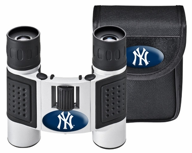 New York Yankees Binoculars and Case