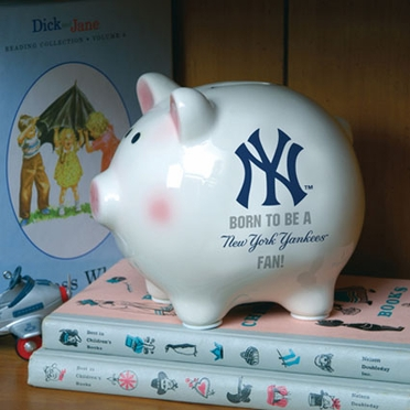 New York Yankees (Born to Be) Piggy Bank