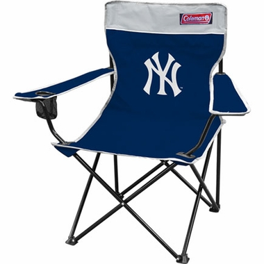 New York Yankees Broadband Quad Tailgate Chair