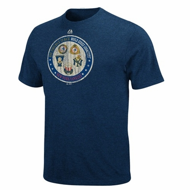 New York Yankees Cooperstown W.S. Training Up T-Shirt