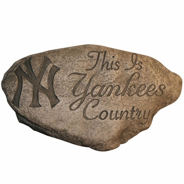 New York Yankees Country Stone