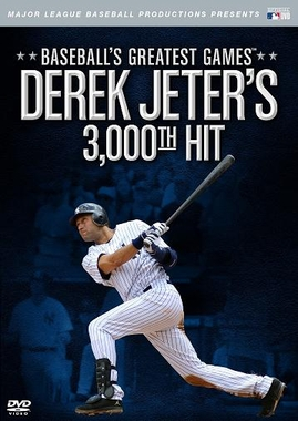 New York Yankees Derek Jeter's 3000th Hit DVD