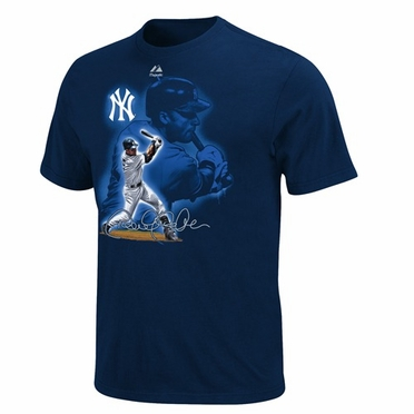 New York Yankees Derek Jeter YOUTH Player of the Game T-Shirt