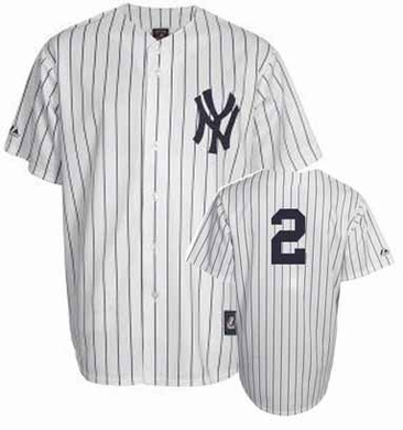 New York Yankees Derek Jeter YOUTH Replica Player Jersey