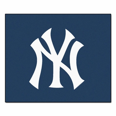 New York Yankees Economy 5 Foot x 6 Foot Mat