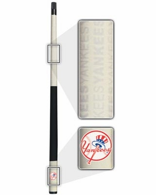 New York Yankees Eliminator Pool Cue