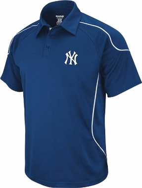 New York Yankees Flux Performance Polo Shirt
