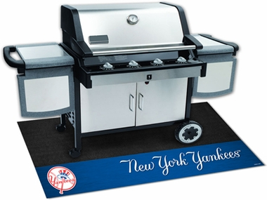 New York Yankees Grill Mat