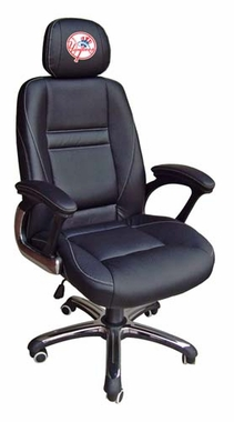 New York Yankees Head Coach Office Chair