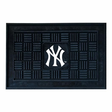 New York Yankees Heavy Duty Vinyl Doormat