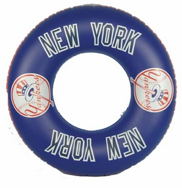 New York Yankees Inflatable Inner Tube