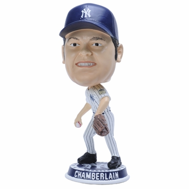 New York Yankees Joba Chamberlain 2008 Big Head Bobble