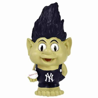 New York Yankees Large Troll Figurine