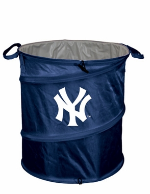 New York Yankees Light Duty Trashcan