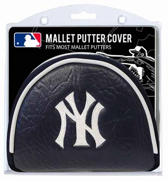 New York Yankees Mallet Putter Cover