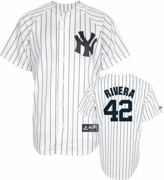 New York Yankees Mariano Rivera Replica Player Jersey