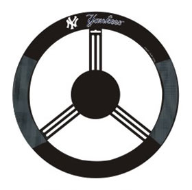 New York Yankees Mesh Steering Wheel Cover