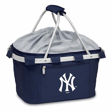 New York Yankees Metro Basket (Navy)