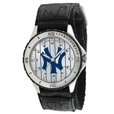 New York Yankees (NY) Mens Veteran Watch