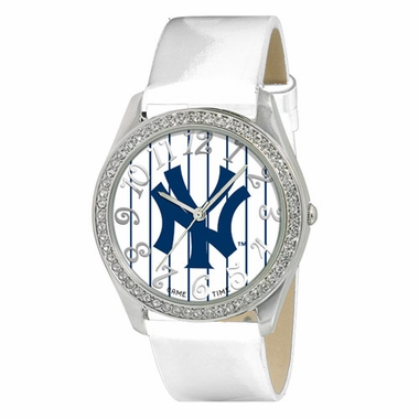 New York Yankees (NY) Women's Glitz Watch