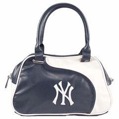 New York Yankees Perf-ect Bowler Purse