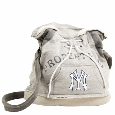 New York Yankees Property of Hoody Duffle