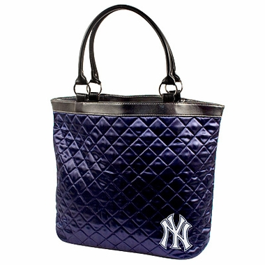 New York Yankees Quilted Tote