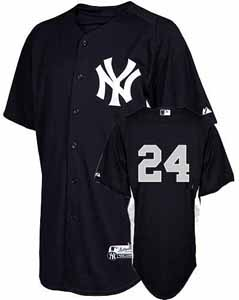 New York Yankees Robinson Cano YOUTH Batting Practice Jersey - Large