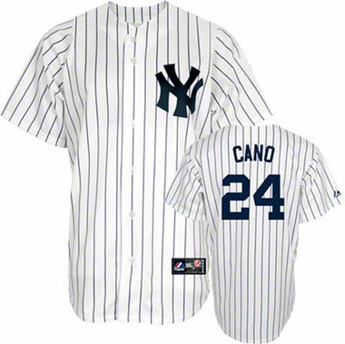 New York Yankees Robinson Canoe Replica Player Jersey